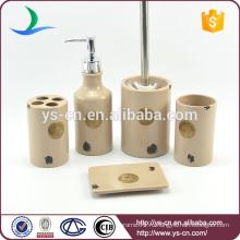 Классический керамический аксессуары для ванных комнат