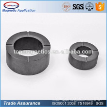 Custom Manufacturing Magnetic Toroidal Cores for transformer