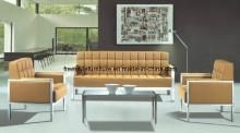 オフィスの椅子、ソファ椅子、PU ソファ (XJ-906)