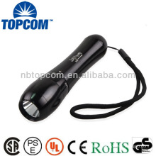 Mini and light aluminum cree q5 led waterproof diving flashlight