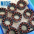 Automatic motor stator needle coil winding machine