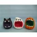 Arts et artisanat en céramique de citrouille d'Halloween (LOE2373-11)