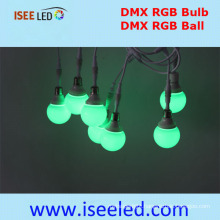 Programmable DMX512 3D LED Pixel Sphere in Pub