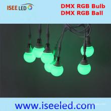 Programmable DMX512 3D LED Pixel Sphere in Pub