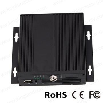 Economical 4CH High Definition Ahd 720p Mobile DVR