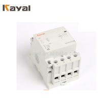 Well Sell 3P contactor de corriente alterna modular del hogar