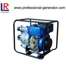 Pompe à eau diesel Diesel à 3 pouces pour irrigation / jardin / agriculture, pompe à eaux usées