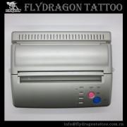 Plata Stencil tatuaje transferencia máquina copiadora
