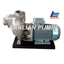 Transfer Self-Priming Centrifugal Stainless Steel Water Pump