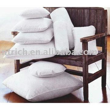 Oreillers, intérieurs de l'oreiller, hôtel/maison d'oreiller intérieurs de coussin insertions, blanc pilyester