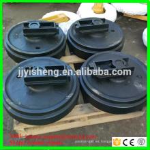 fábrica de la fábrica de China hitachi excavadora rueda loca para ZAX230 ZAX240 zax250 ZAX270 ZAX330 ZAX350