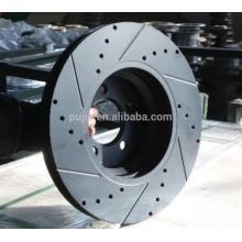 AIMCO Auto Brake Disc Brake Rotor 43512-26190