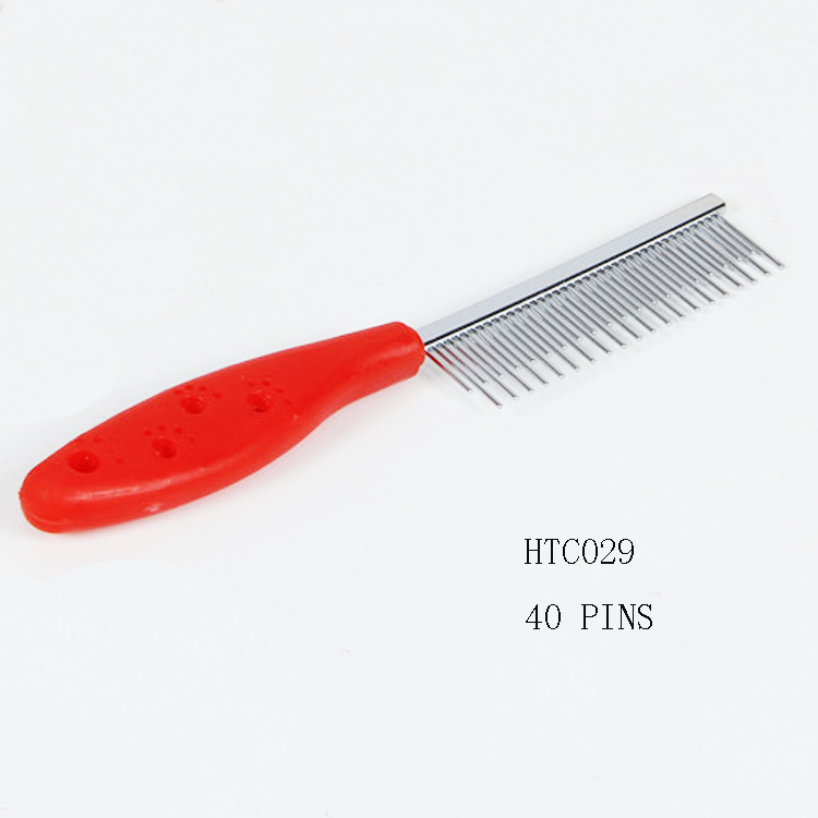 Metal Teeth Comb