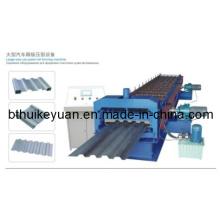 Proveedor de China Línea de producción de paneles de automóviles de calibre pesado