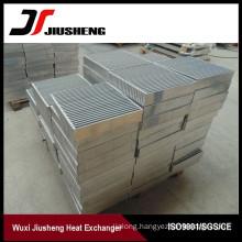 China Supplier Aluminum Customized Air Water Intercooler Core