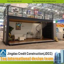 Luxus-Container-Haus mit Dachterrasse