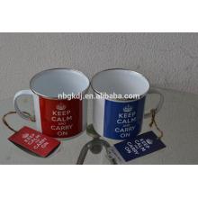 custom enamel mugs and cups & Chinese enamelware wholesale