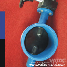 Gearbox Grooved Butterfly Valve