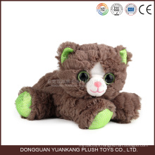 Custom Mini Plush Stuffed Toy Cute Cat Doll
