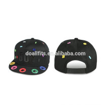 Neue spezielle Hiphop Ultrashort Visier Snapback Cap