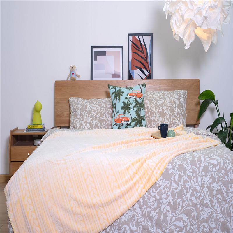 Customized Fleece Indoor Blanket