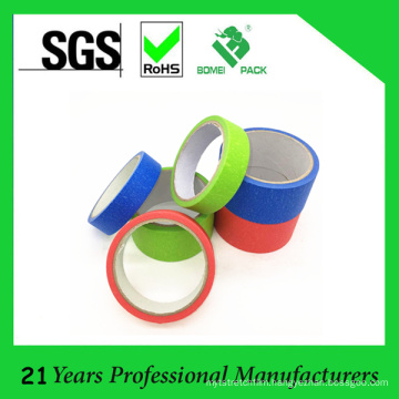 Colored Crepe Paper Masking Tape