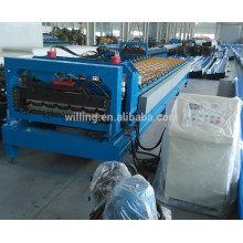 Verglaste Dachziegel Making Roll Forming Machine