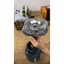 steel gas cooker cheaper gas cooker and high quality camping and home stove DZ-160