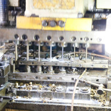 Plug Hollow Pins Die Mould Total Solution and Punching Machines