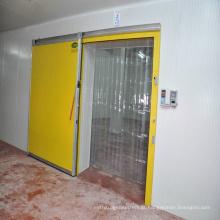 Sala fria profissional para armazenamento de vegetais e frutas