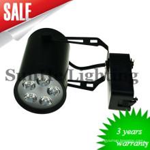 UL&SAA High Quality led track light & Multi color led track light for indoor