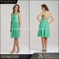 New Design Custom Made asian mother of bride evening dress