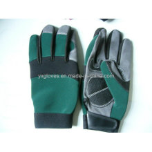Mechanic Glove-Anti-Scartch Glove-Safety Glove-Work Glove-Anti-Vibration Glove