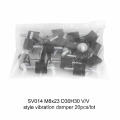 M8x23 D30H30 vibration damper japanese imported shock absorber