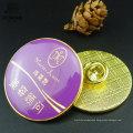 High Quality Alloy Casting Printing Logo Custom Lapel Pins Metal Badge