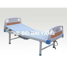 A-195 Single Function Manual Больничная кровать