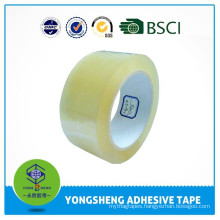 High quality bopp adhesive packing tape,packing tape factory,asphalt adhesive tape