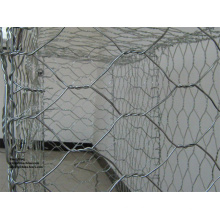 Stone Basket Construction Gabion Box Gabion Mesh Hexagonal Gabion