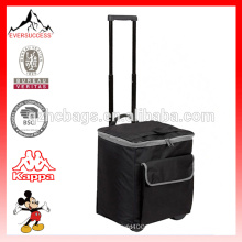 New Design Polyester Rolling Conference Bag