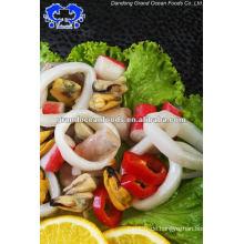 Gefrorener Meeresfrüchte-Cocktail