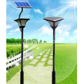 Solar Energy Integrated Square Garden LED-straatlantaarn