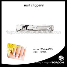 Folded Slim Nail Clippers para cuidados pessoais de beleza made in Japan