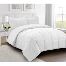 High Quality Light Down Alternative 3pcs Comforter Set