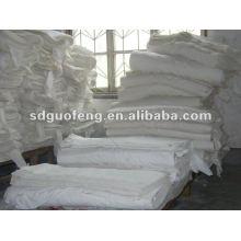 Tecido 100% algodão cinza para vestuário