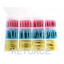 Kundenspezifische Etikettendruck-Wärmeschrumpf-Stoßdrahtverbinder