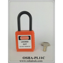 Dielectric Safety Padlock