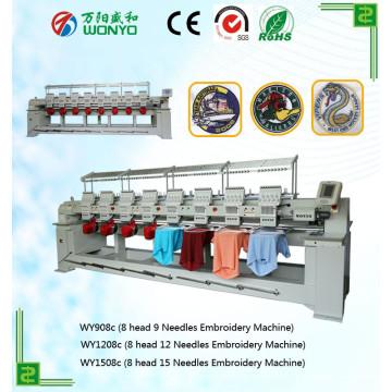 Multi-Cabeza máquina de bordado con el precio de Chape