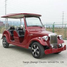 4+2 Seats Electric Classic Car Good Price