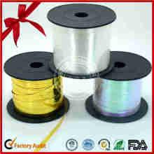 Ruban de curling coloré en polypropylène coloré