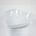 High Quality Salad and Fruit Home Heart Shaped Kitchen Bowl